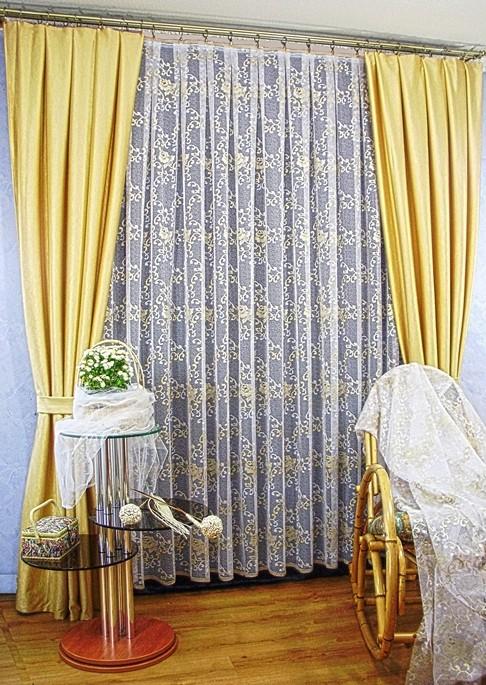 Готовые шторы арт.                                             31001_250