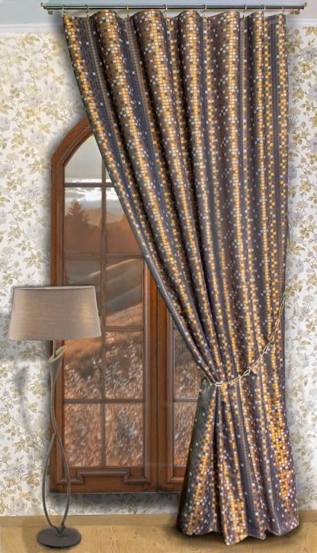 арт.                                             4812в-П, парча КВАДРАТЫ, цвет - бронза-шоколад, с медной люрексовой нитью. ширина 185 см