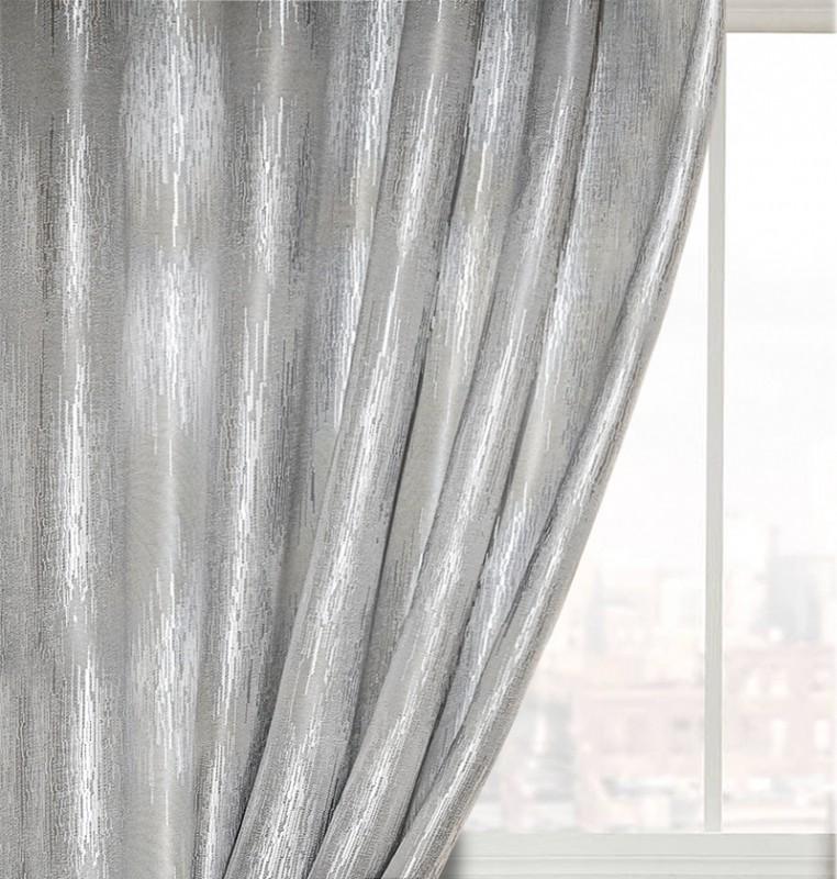 арт.                                             13000/PВ/165, цвет серый, МЕТРАЖ портьерный с тефлоновой пропиткой, ширина 1,65 м
